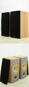 2.B&W DM602 S3 スピーカーペア シリアル連番 オーディオ機器