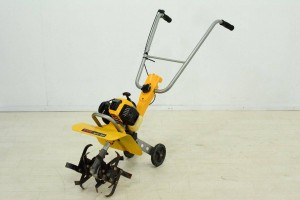 リョービ 小型耕運機 カルチベータ RCV-260 耕うん機 農業